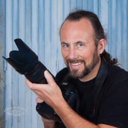 Portrait du photographe Denis Debaisieux